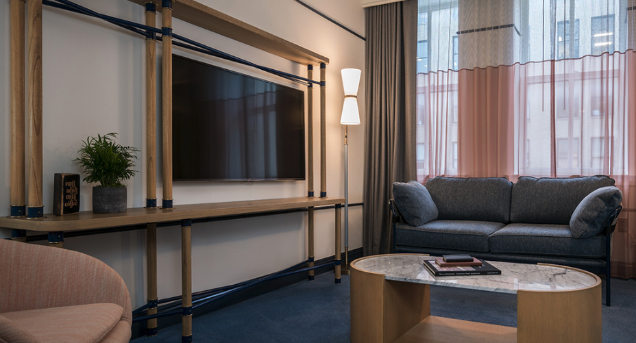 HU. Hotel | Memphis, TN | Designer: Home Studios