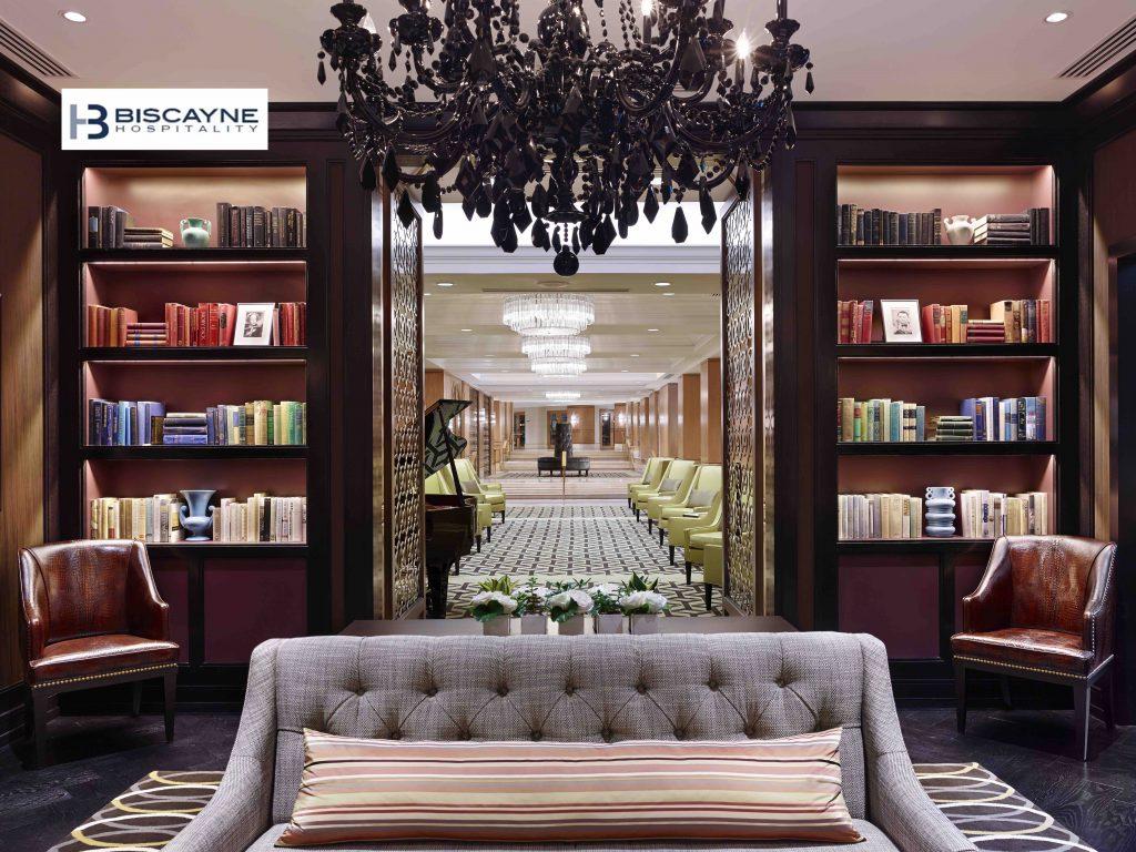 Rittenhouse Hotel | Philadelphia, PA | Designer: Champalimaud