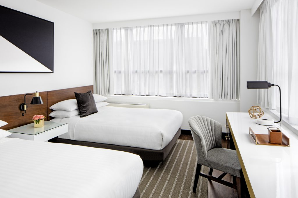 St. Gregory Hotel | Washington, DC | Designer: Bill Rooney Studio