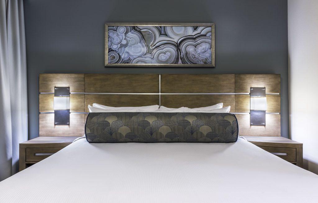 Wyndham Desert Blue | Las Vegas, NV | Designer: Design Poole