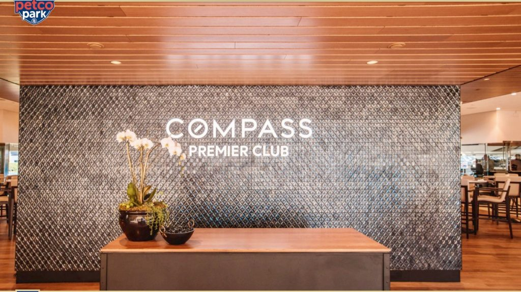 Omni Compass Premier Club | Padres Stadium, San Diego, CA | Designer: Carrier Johnson + CULTURE