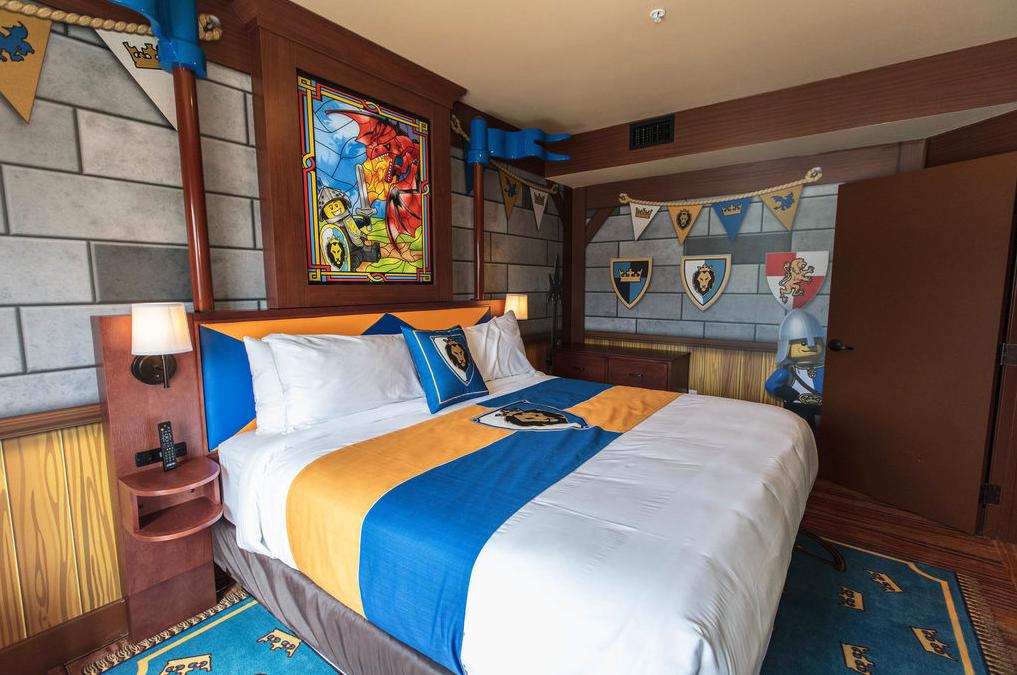 Legoland Castle Hotel | Carlsbad, CA | Designer: The Manser Practice